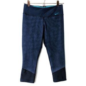 Nike • Legend Pattern Training Capri Tights
